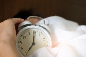 psicologo trabajando insomnio en Murcia